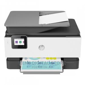 HP Officejet Pro 9013 All in One Printer | Printers & Scanners for sale in Lagos State, Ikeja