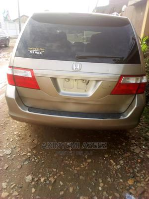 Honda Odyssey 2007 2.4 4WD Gold   Cars for sale in Lagos State, Alimosho