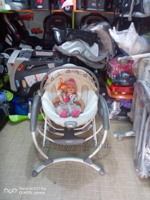 Tokunbo Uk Used Graco Manual Swing | Children's Gear & Safety for sale in Lagos State, Ikeja