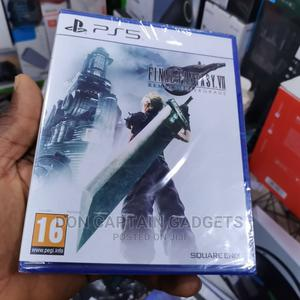 Final Fantasy Vii Ps5 Cd's   Video Games for sale in Lagos State, Ikeja