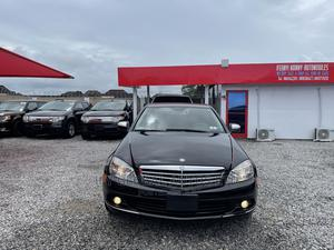 Mercedes-Benz C300 2008 Black | Cars for sale in Lagos State, Amuwo-Odofin