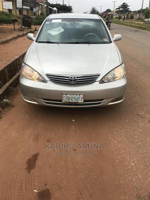 Toyota Camry 2005 Silver | Cars for sale in Ogun State, Sagamu