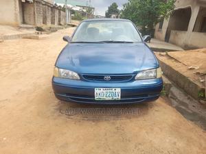 Toyota Corolla 1998 Sedan Blue | Cars for sale in Lagos State, Ikorodu