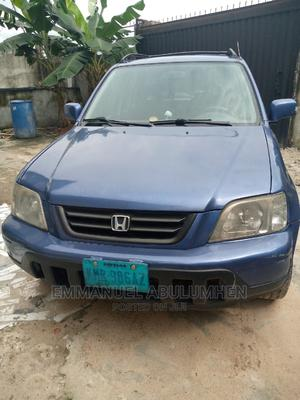 Honda CR-V 2000 2.0 Automatic Blue | Cars for sale in Rivers State, Port-Harcourt