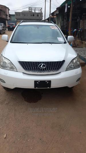 Lexus RX 2005 330 White   Cars for sale in Delta State, Oshimili South