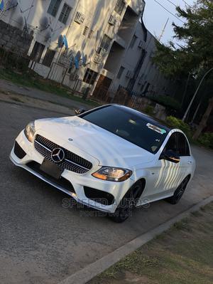 Mercedes-Benz C400 2016 White | Cars for sale in Abuja (FCT) State, Garki 1