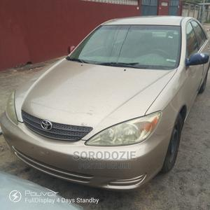 Toyota Camry 2004 Gold   Cars for sale in Lagos State, Amuwo-Odofin
