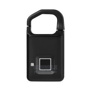 Anytek P4 Fingerprint Lock USB Charging Smart Keyless | Security & Surveillance for sale in Lagos State, Surulere