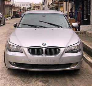BMW 528i 2009 Silver   Cars for sale in Lagos State, Gbagada