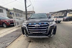 Toyota Land Cruiser 2021 Black | Cars for sale in Lagos State, Ikeja
