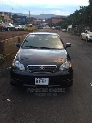 Toyota Corolla 2007 Black | Cars for sale in Enugu State, Enugu