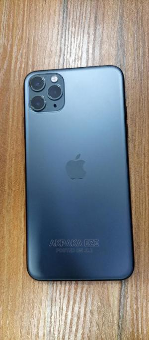 New Apple iPhone 11 Pro Max 64 GB Blue   Mobile Phones for sale in Rivers State, Port-Harcourt