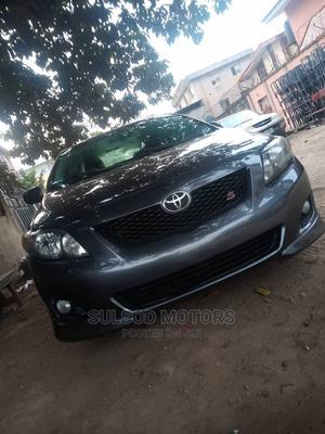Toyota Corolla 2010 Gray | Cars for sale in Lagos State, Mushin