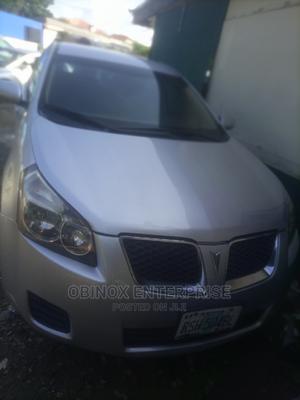 Pontiac Vibe 2008 Silver | Cars for sale in Abuja (FCT) State, Gudu