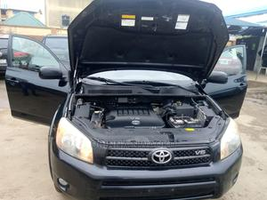 Toyota RAV4 2008 I4 4x2 Black | Cars for sale in Lagos State, Amuwo-Odofin