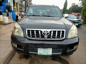 Toyota Land Cruiser Prado 2007 Black | Cars for sale in Lagos State, Ikeja