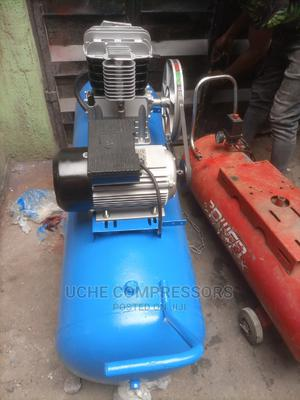 Air Compressor 4hp 200L | Manufacturing Equipment for sale in Lagos State, Ajah