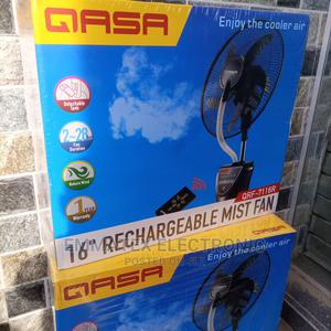 Gasa Rechargeable Fan 16 Inches | Home Appliances for sale in Lagos State, Lekki