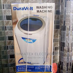 Duravolt Washing Machine 7.Kg Single Tube   Home Appliances for sale in Lagos State, Amuwo-Odofin