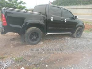 Toyota Hilux 2007 2.0 VVT-i SRX Black   Cars for sale in Abuja (FCT) State, Asokoro