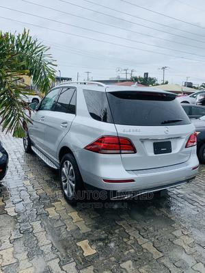 Mercedes-Benz GLE-Class 2016 Silver | Cars for sale in Lagos State