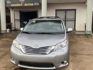 Toyota Sienna 2012 XLE 7 Passenger Silver   Cars for sale in Kwara State, Ilorin South