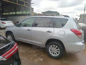 Toyota RAV4 2007 2.0 4x4 Silver | Cars for sale in Lagos State, Ikeja