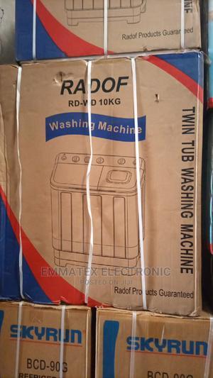 Radof Washing Machine 10kg Washing and Spinning   Home Appliances for sale in Lagos State, Ajah