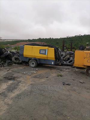 Wagon Drill and Compressor Up for Sale   Heavy Equipment for sale in Abuja (FCT) State, Dei-Dei