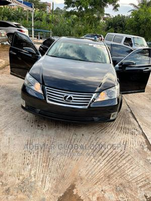 Lexus ES 2012 350 Black | Cars for sale in Osun State, Ife