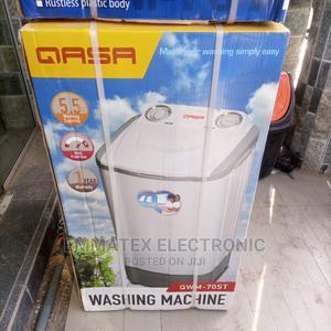 Qasa Washing Machine 5.5 Washing Capacity   Home Appliances for sale in Lagos State, Ajah