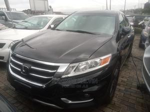 Honda Accord CrossTour 2013 EX-L w/Navigation AWD Black   Cars for sale in Lagos State, Ojodu