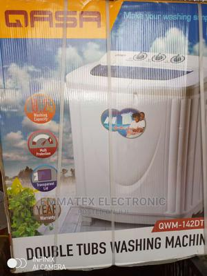 Original Qasa Washing Machine 8.2kg Washing | Home Appliances for sale in Lagos State, Ajah