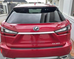 Lexus RX 2017 350 FWD Red | Cars for sale in Lagos State, Lekki