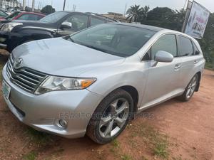Toyota Venza 2010 V6 Silver | Cars for sale in Edo State, Benin City