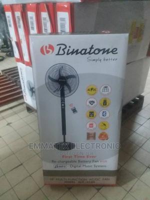 Original Binatone Rechargeable Fan 18 Inches   Home Appliances for sale in Lagos State, Amuwo-Odofin