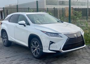 Lexus RX 2017 350 FWD White | Cars for sale in Lagos State, Lekki
