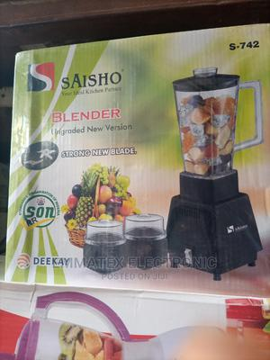 Original Saisho Blender   Kitchen Appliances for sale in Lagos State, Amuwo-Odofin