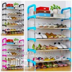 Five Layers Shoe Racks.   Home Accessories for sale in Lagos State, Lagos Island (Eko)