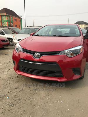 Toyota Corolla 2015 Red | Cars for sale in Imo State, Owerri