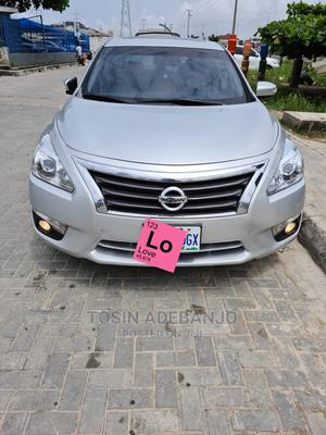 Nissan Altima 2014 Silver   Cars for sale in Lagos State, Lekki