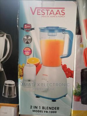 Vestaa 2 in 1 Electric Blender   Kitchen Appliances for sale in Lagos State, Amuwo-Odofin