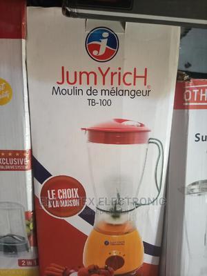 Jumyrich Electric Blender   Kitchen Appliances for sale in Lagos State, Amuwo-Odofin
