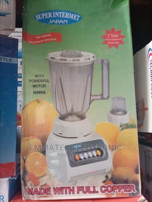Original Intermet Electric Blender   Kitchen Appliances for sale in Lagos State, Amuwo-Odofin