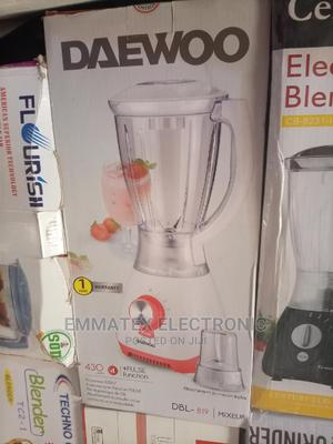 Deawoo Powerful Electric Blender   Kitchen Appliances for sale in Lagos State, Amuwo-Odofin