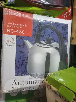 National Electric Kettle   Kitchen Appliances for sale in Lagos State, Amuwo-Odofin