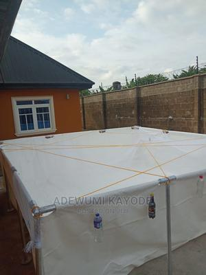 Fish Pond Tarpaulin Collapsible, Durable an New Design   Farm Machinery & Equipment for sale in Lagos State, Mushin