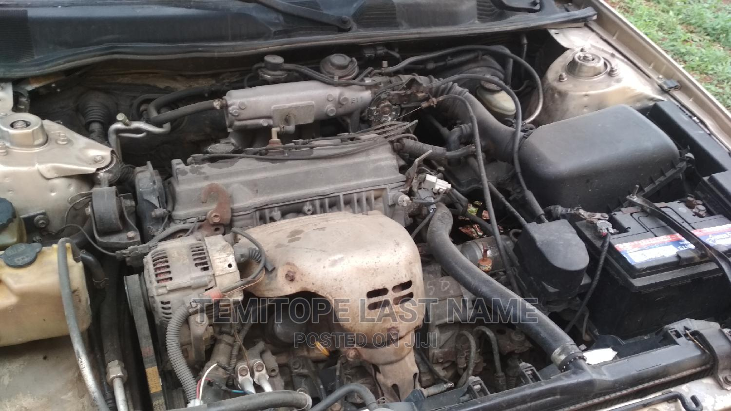 Toyota Camry 1999 Automatic Gold | Cars for sale in Yaba, Lagos State, Nigeria