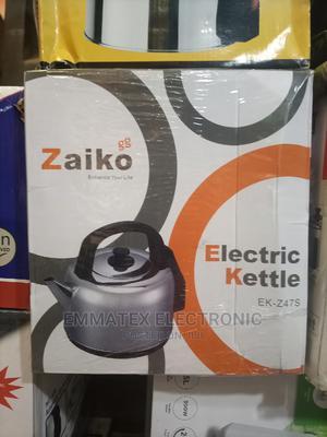 Zaiko Automatic Electric Kettle   Kitchen Appliances for sale in Lagos State, Amuwo-Odofin