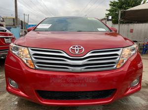 Toyota Venza 2011 V6 AWD Red   Cars for sale in Lagos State, Ikeja